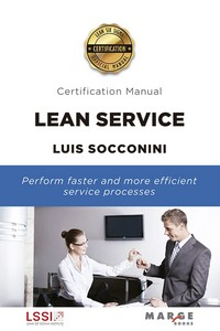 Lean Services. Certification Manual