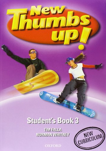 Thumbs Up 3. Student's Book Pack New Edition