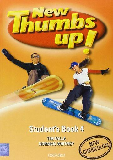 Thumbs Up 4. Student's Book Pack New Edition