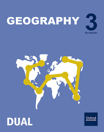 Inicia Geography 3.º ESO. Student's book
