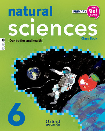 Think Do Learn Natural and Social Sciences 6th Primary. Class book pack Amber
