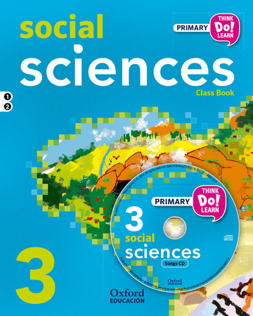 Think Do Learn Social Sciences 3rd Primary. Class book + CD pack