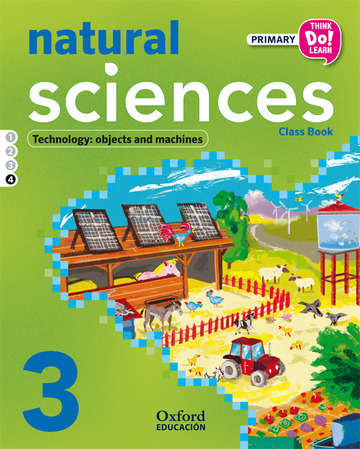 Think Do Learn Natural Sciences 3rd Primary. Class book Module 4