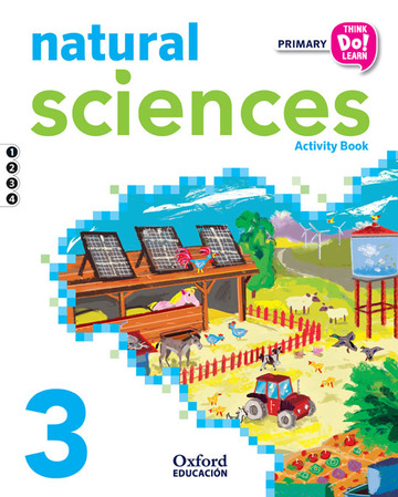 Think Do Learn Natural Sciences 3rd Primary. Activity book pack