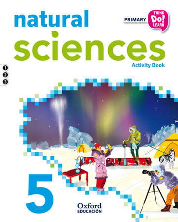 Think Do Learn Natural Sciences 5th Primary. Activity book pack