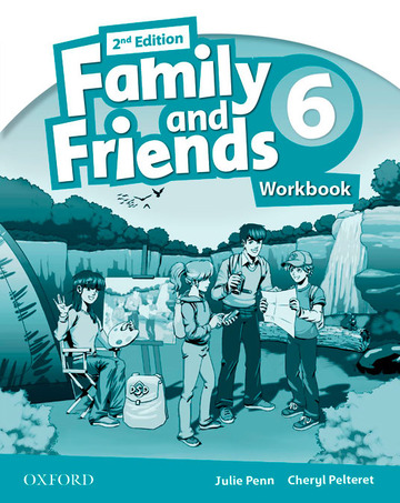 Family & Friends (2nd Edition) 6. Activity Book Exam Power Pack