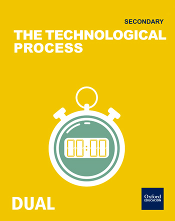 INICIA TECHNOLOGY 1.º ESO. THE TECHNOLOGICAL PROCESS
