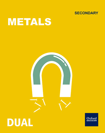 INICIA TECHNOLOGY 1.º ESO. METALS