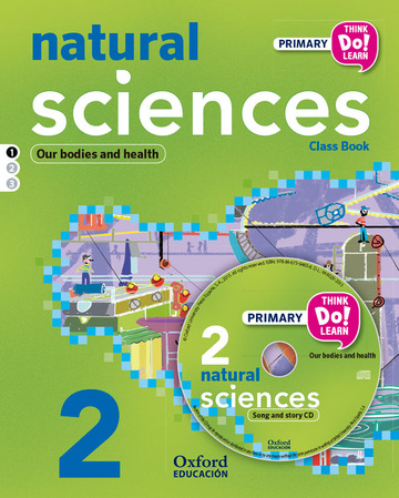 Think Do Learn Natural Science 2nd Primary Student's Book + CD + Stories Module 1
