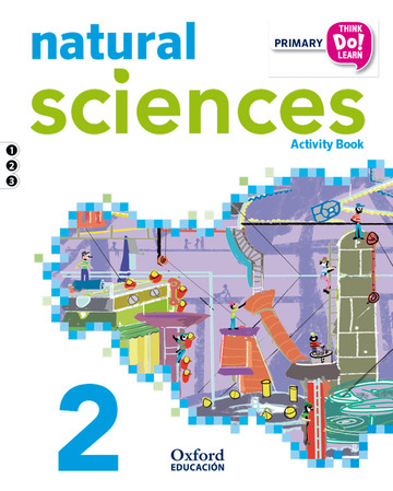 Think Do Learn Natural Sciences 2nd Primary. Activity book pack