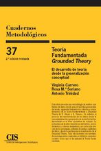 "Teorã­a fundamentada ""grounded theory"""