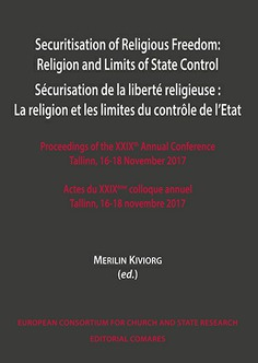 Securitisation of Religious Freedom: Religion and Limits of State Control