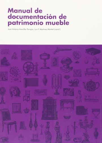 Manual de documentación de patrimonio mueble