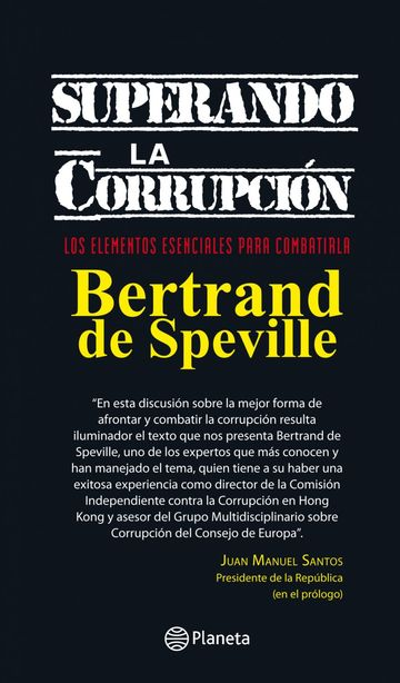 Superando la Corrupcion